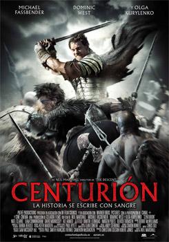 Cartel de la película Centurión