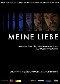 Cartel del cortometraje Meine Liebe