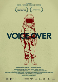 Cartel del cortometraje Voice Over
