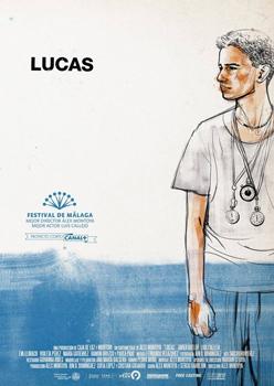 Cartel del corto Lucas