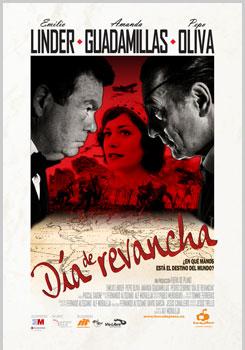 Cartel del cortometraje «Día de revancha»