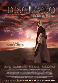 Cartel de la película El discípulo