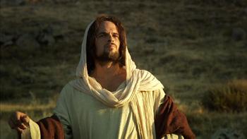 Joel West en una escena la película El discípulo