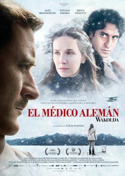 Cartel de la película El médico alemán