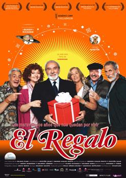 Cartel de la película El regalo