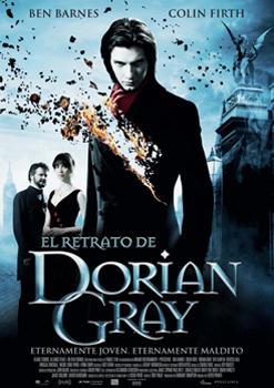 Cartel de la película El retrato de Dorian Gray