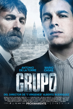 Cartel de la película Grupo 7