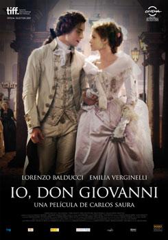 Cartel de la película Io, Don Giovanni