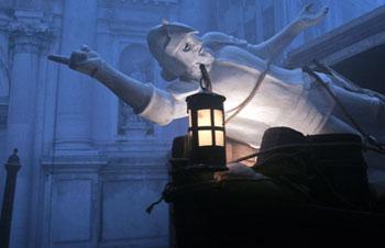 Una escena de la película Io, Don Giovanni