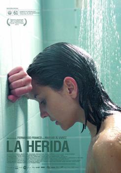 Cartel de la película La herida