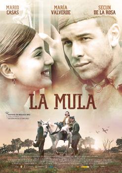 Cartel de la película La mula