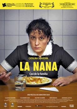 Cartel de la película La nana