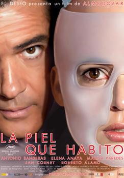 Cartel de la película La piel que habito