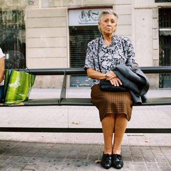 Pilar Bardem en una escena de la película La vida empieza hoy