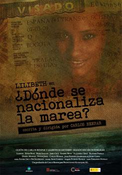 Cartel de la película ¿Dónde se nacionaliza la marea?