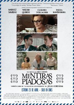 Cartel de la película Mentiras piadosas