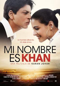 Cartel de la película Mi nombre es Khan