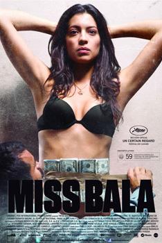 Cartel de la película Miss Bala