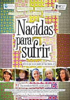 Cartel de la película Nacidas para sufrir