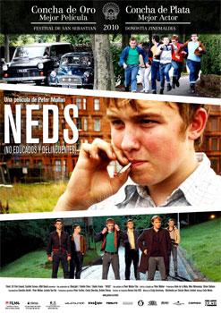 Cartel de la película Neds