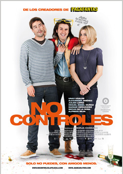 Cartel de la película No controles