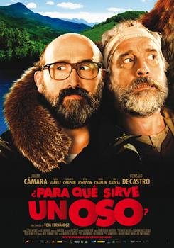 Cartel de la película ¿Para qué sirve un oso?