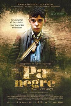 Cartel de la película Pa negre