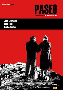 Cartel del cortometraje Paseo