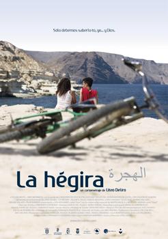 Cartel del cortometraje La Hégira