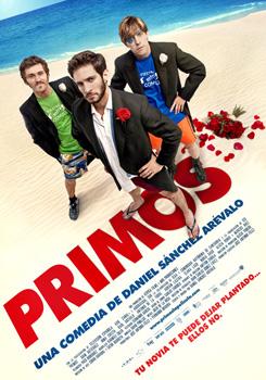 Cartel de la película Primos