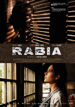 Cartel de la película Rabia