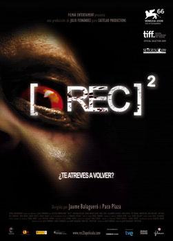 Cartel de «[REC]2»
