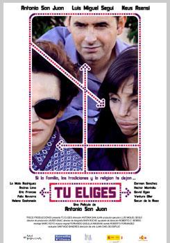 Cartel de la película «Tu eliges»