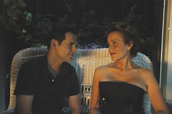 Luis Miguel Seguí y Antonia San Juan en una escena de «Tú eliges»