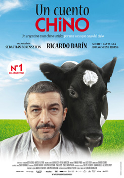 Cartel de la película Un cuento chino