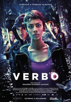 Cartel de la película Verbo