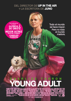Cartel de la película Young Adult
