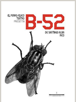 Cartel de la obra B-52