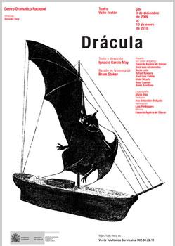 Cartel de «Drácula»