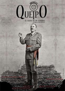 Cartel de la obra Queipo, el sueño de un general