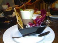 Tentación de Santo Domingo: tapa fría del Hotel-Restaurante El prado de las merinas